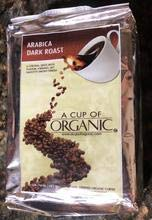 A Cup of Organic Coffee
