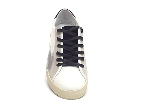 Crime Men's Trainers White Bianco amazing price online sale fake buy cheap best prices free shipping 2014 Mlis7XgwZ