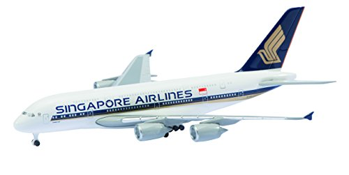 Kokusai Boeki Kaisha  Ltd 1 600 Scale Diecast Airplane Diecast Toy   Singapore Airlines A380 800