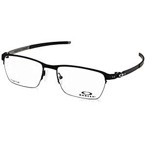 OAKLEY Eyeglasses TINCUP 0.5 TITANIUM (OX5099-0153) Powder Coal