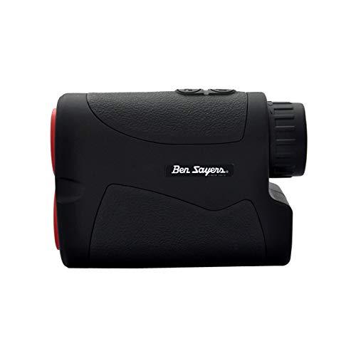 Ben Sayers Unisex's 400m Rangefinder, Black/Red