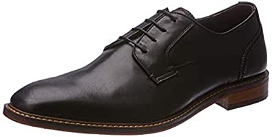 Julius Marlow Men's TAMED Shoes, Black, 7 AU