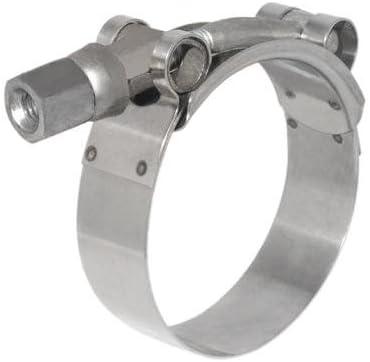 Edelstahl Gelenkbolzenschelle Auspuff Schelle Auspuffschelle Rohrschelle 123 mm