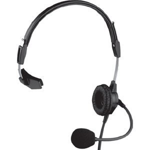 Single-sided Headset with Flex by Telex