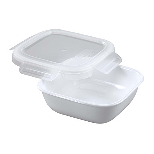 corelle baking dish with lid - 5