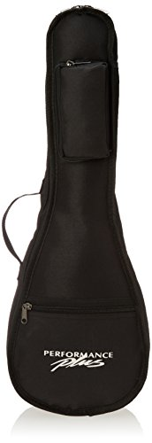 Performance Plus GBU65-C Heavy Duty 5mm 600 Denier Nylon Concert Ukulele Bag
