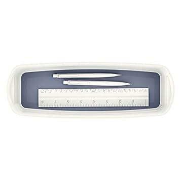 Leitz MyBox 52161023 Bo/îte Format Large avec Couvercle Rose M/étallis/é