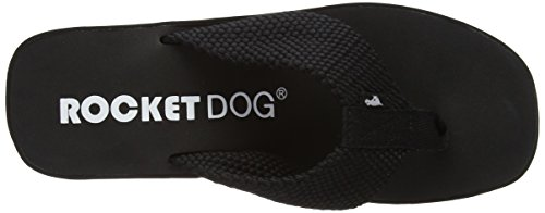 Rocket Dog Big Top - Sandalias Mujer Multicolour (Black)