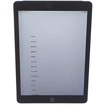 New Apple MGL12LL/A iPad Air 2 Gray 9.7-Inch Retina Display, 16GB, Wi-Fi (Renewed)