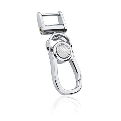 VANZAVANZU Car Keychain, Keychain Key Rings Holder for Car Keys, Car Key Chain for Women, Men