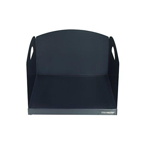 Desk Tray Stackers (STEELMASTER Big Stacker Extra Deep Inbox, 8.25