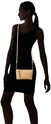 Klein Hayden Crossbody Item Nude Gold Calvin Saffiano Key Leather dY74nWqw5