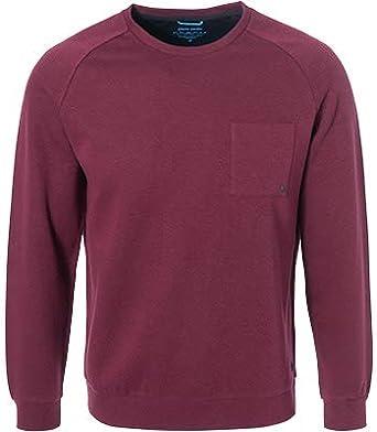 Pierre Cardin Futureflex Sweatshirt Crewneck Uni Extra Stretch Sudadera para Hombre: Amazon.es: Ropa y accesorios
