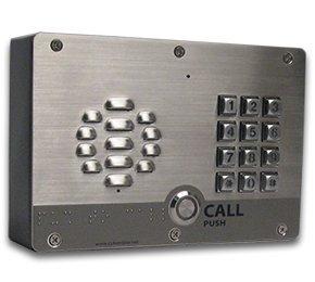 Cyberdata 011214 VOIP OUTDOOR INTERCOM W/ KEYPAD NEW DEVICE by CyberData