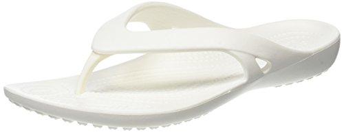 Ii white Flip Donna Kadee Bianco Infradito Crocs Women Ox5wFn0xq