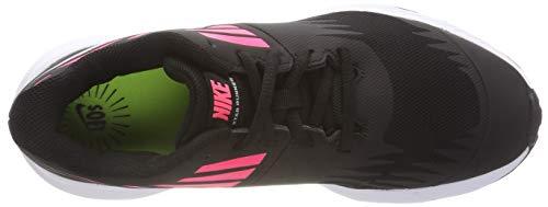 Metallic Silver Laufschuhe Mehrfarbig Runner Black Gs Volt 001 Racer Star NIKE Mädchen Pink aqxBw10Z1
