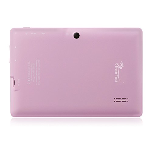 "Dragon Touch Y88X Plus 7"" Tablet PC – Rose Pink"