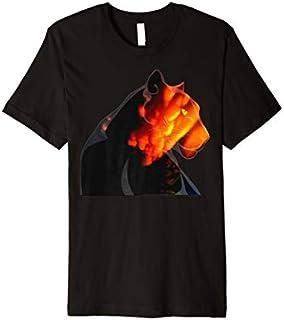 Panther Animal Felino Wild Black Panther, Wildlife  Premium T-shirt | Size S - 5XL