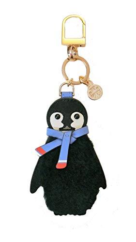 Tory Burch Pete The Penguin Key Chain Fob Bag Charm (Keychain Tory Burch)