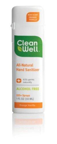 cleanwell vanilla scent