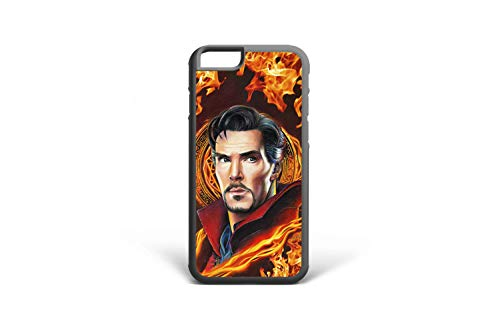 Koldan Doctor Strange Case iPhone 6 6S Plus Marvel Comics 8 7 XS Max XR X iPhone 8 Plus 7 Plus Superhero Cover Samsung S6 S7 Edge S8 S9 Plus Benedict Cumberbatch Samsung Note 8 Note 9 2DaO70