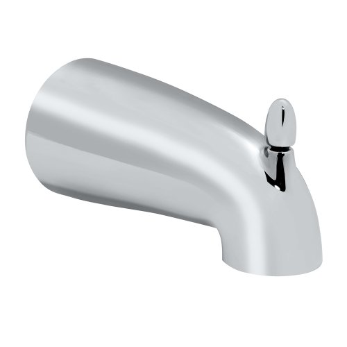 American Standard M950231-0020A Slip On Diverter Spout, Polished Chrome (Diverter 0020a Chrome)