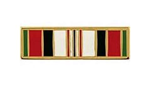 EagleEmblems Afghanistan Campaign Ribbon Lapel Pin (1 1/16