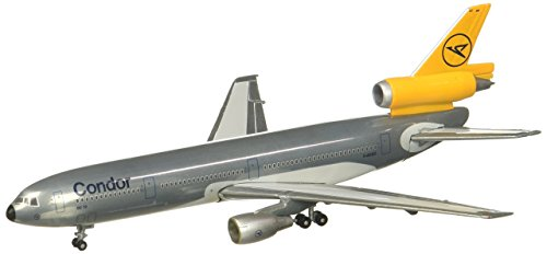 Gemini Jets DC-10-30 Condor Real Metal Die Cast Aircraft (1:400 Scale)