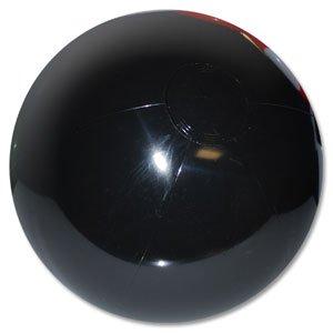 Beachballs - 36'' Solid Black Beach Ball ()