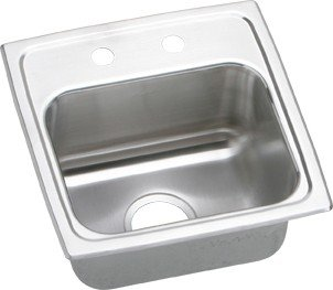 Elkay POD15161 Pursuit Outdoor Sink Lustrous Satin Stainless Steel Top Mount 1 Hole
