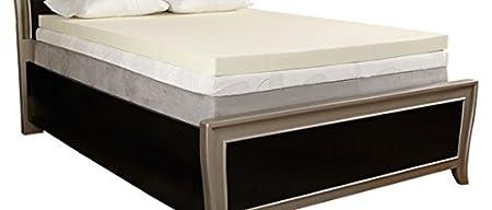 King Future Foam 10084-03813-AZ Comfort Essentials 4 Memory Foam Topper