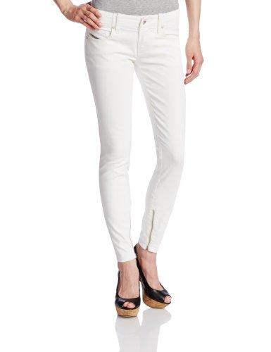 Diesel Women's Grupee-Zip Super Skinny Leg Jean 0605J