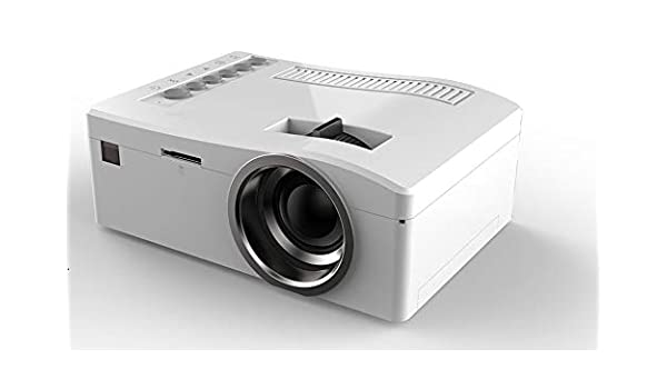 Mini proyector HD 1080P Micro led proyector hogar portátil ...