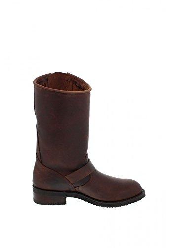 Boots Brown Boots 2944 Biker Adult Unisex Sendra aqwR8