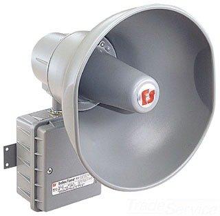 Federal Signal SelecTone, Speaker/Amplifier, 120VAC, Hazardous Location, gain Control