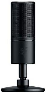 Microfone, Razer, Seiren X USB, RZ.MC.SE.03.RT, Preto