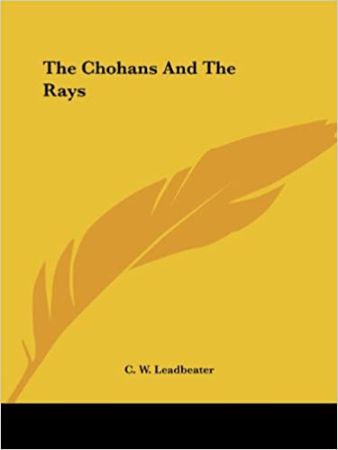 Ebook-Bibliothek The Chohans And The Rays PDF 1425317898