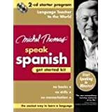 Michel Thomas Speak Spanish Get Started Kit: 2-CD Starter Program