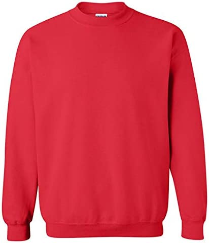 Men's S Sweatshirt Pullover Men's S Sweater Long Sleeve T-Shirt-Gray_Pink_3XL