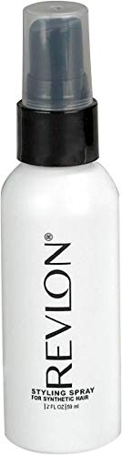 (Revlon Finishing Spray for Synthetic Hair, 2 Ounce)