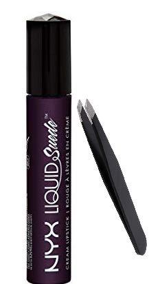 Liquid Suede Cream 0.13 oz +PROFESSIONAL TWEEZER ()