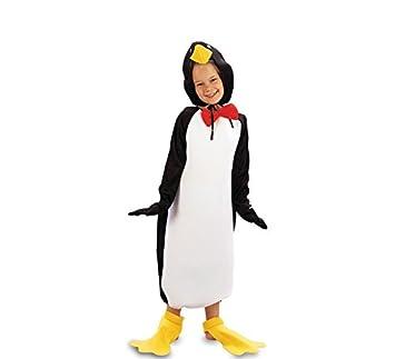 Fyasa 701211-t01 pingüino disfraz, tamaño mediano: Amazon.es ...