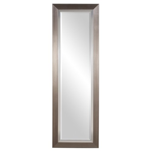 Amazon.com: Howard Elliott Chicago cuadrado espejo: Home ...