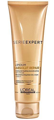 Serie Expert Crema Termoprotectora Absolut Repair Lipidium, 125 ml