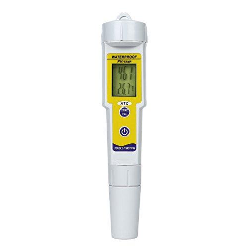 Digital Handheld Waterproof Resolution Accuracy