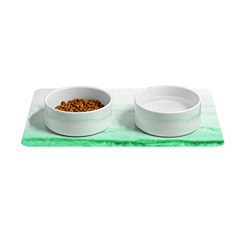 Water and Food Feeder For Dog and Cat (Violet) - 5