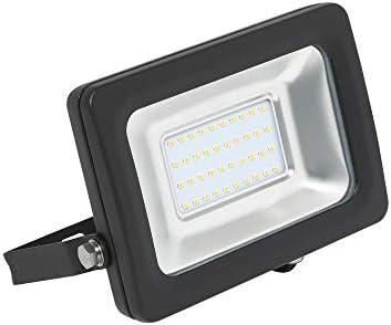 Biard Foco Proyector 20W LED para Exterior - Equivalente a 120W ...