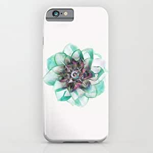 Abstract Houseleek For HTC One M9 Case Cover Case by Klara Acel