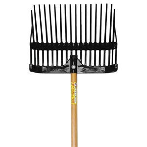 (FORTEX INDUSTRIES 377749-1003 Superfork Plastic Stall Fork,)
