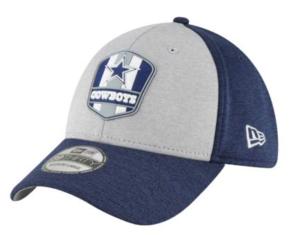 65b058c4 Dallas Cowboys New Era Sideline Road 39Thirty Cap